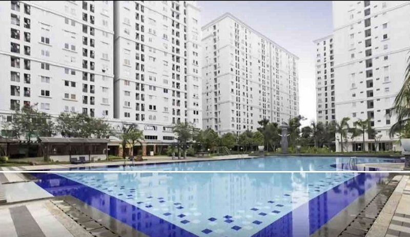 2 Bedroom Apartment for Yearly Rental in Kalibata City, South Jakarta