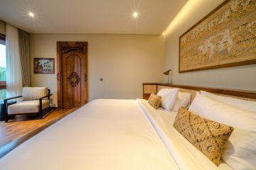 5 Bedrooms Tranquil Private Paradise Located in Berawa