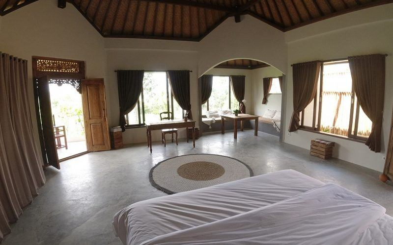 Charming 4 Bedroom Villa in the Hills of Ubud – Leasehold