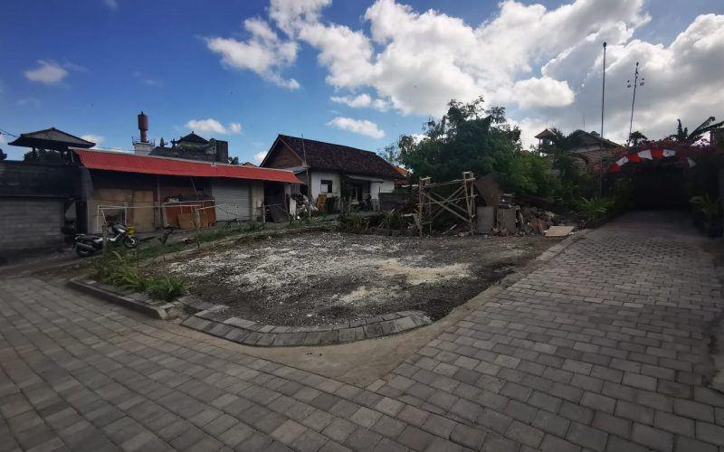 Leasehold Land 2.5 are in Padonan Canggu