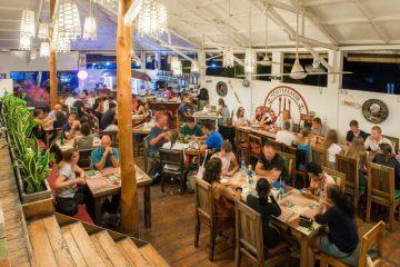 Mediterranean Restaurant With Ocean View Near Labuan Bajo Harbor For Lease