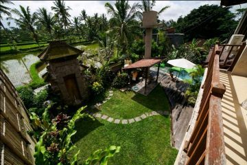 Comfortable Family Home – Freehold – 6 Bedrooms – Close to Ubud Center – Long Lease Options Available