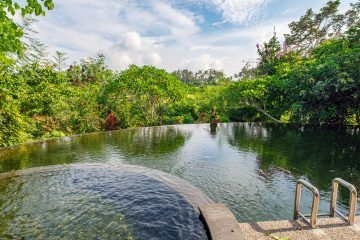 Stunning Riverside Eco-Home in the Petanu Valley on 1100 Sqm – Gianyar Region – Freehold or 30 Year Lease – 10 Bedrooms
