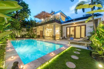 3 Bedroom Villa in Oberoi, Seminyak