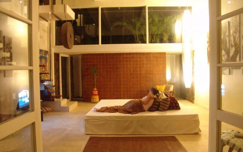 Modern Tropical Villa Near Surf Spot In Kedungu Beach- Tabanan