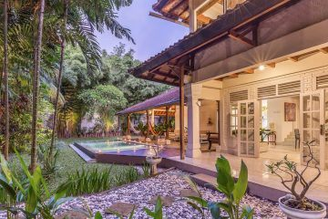 Tranquil 4 Bedrooms Villa Located in The Heart of Seminyak