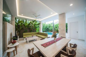 Newly Built Villa Is Conveniently Located
