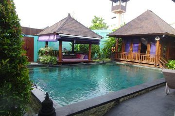 Charming 3 Bedroom Family Villa in Sanur for Yearly Rental
