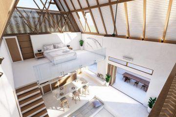 Modern Dream Studios In Babakan