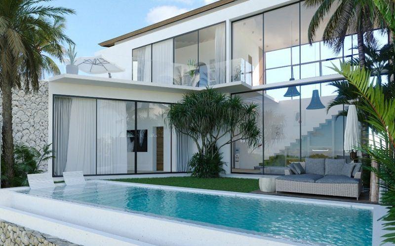 4-Bedroom Dream Villa In Pererenan