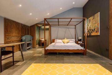 High-end 3 Bedroom Joglo Property, in Tumbak Bayu, Canggu