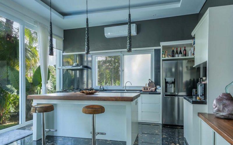 Modern Stylish Villa South in Ubud – Rice Field Views – Leasehold