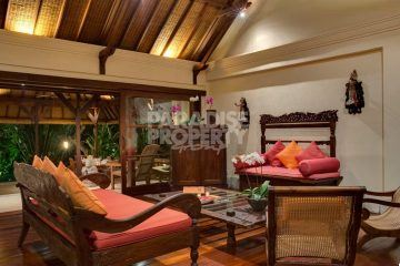 Priced to Sell 4 Bedroom Charming Freehold Villa in Pererenan