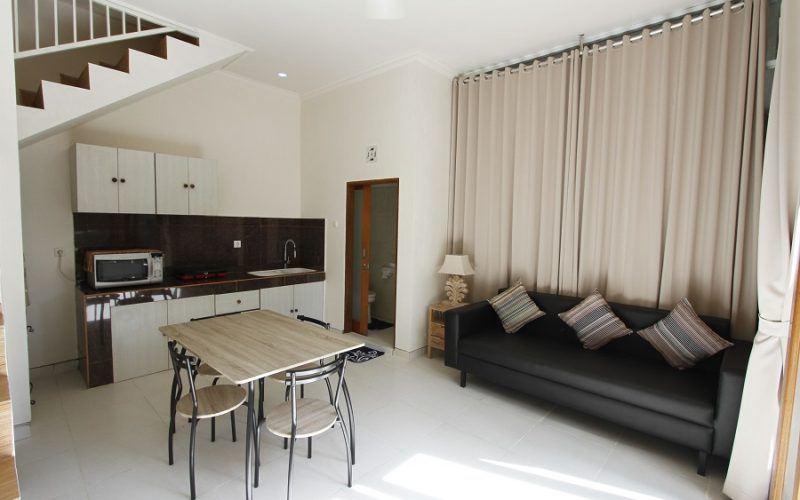 Freehold Villa on 400 sqm Land – 4 Bedrooms –  East Ubud