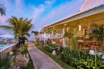 Motivated Seller Beachfront Resort in Lembongan